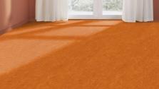 Podlahy z prírodného linolea - Caramel