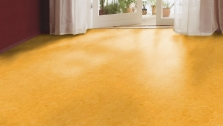 Podlahy z prírodného linolea - Curry