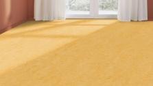 Podlahy z prírodného linolea - Vanille