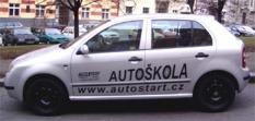 Autoškola - osobní automobily  B