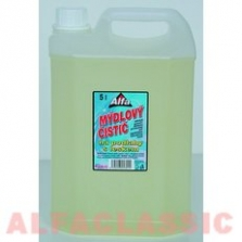 Mýdlový čistič Alfa - na podlahu