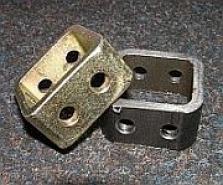 Výroba dílů z kovových profilů