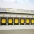 Průmyslová sekční vrata SPU 40