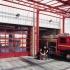 Průmyslová sekční vrata APU 40
