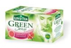 Zelený čaj s príchuťou grappefruit a granátové jablko