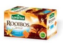 Rooibos čaj med a vanilka