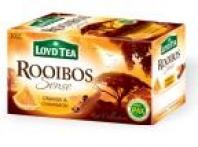 Rooibos čaj pomaranč a škorica