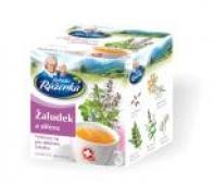 Výberový čaj na žalúdok a črevá