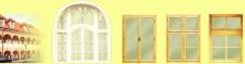 Výroba drevených okien a dverí
