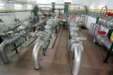 Plynové regulační stanice