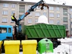 Svoz a sběr separovaného odpadu
