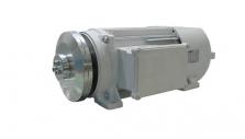 Třífázový asynchronní plochý motor MR107