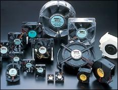 Axiální ventilátory na stejnosměrné napětí