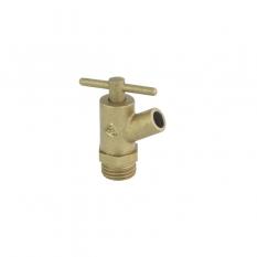 Armatúry pre rozvody vody - K-270M-DN8 Odvodňovací ventil