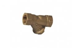 Armatúry pre rozvody vody - Šikmé filtre K-508E DN32