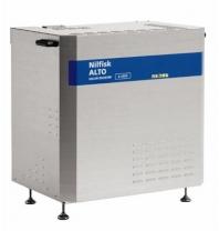 Teplovodní stacionární mycí stroje