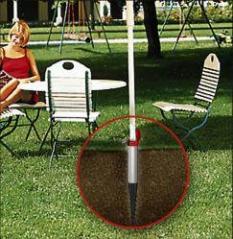 Zemní vruty pro zahradu a volný čas, vruty do země
