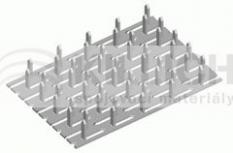 Tesařské kování - styčníkové desky