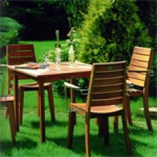 Kolekcia záhradného nábytku Barolo