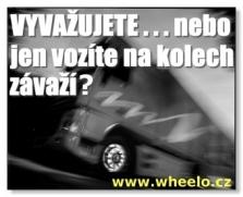 Vyvážení Wheelo