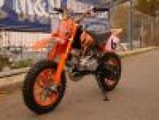 Minicross KaTM 50cc