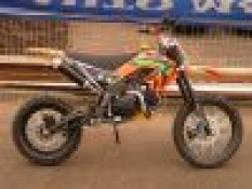 Pitbike AGB-33 140cc 4T
