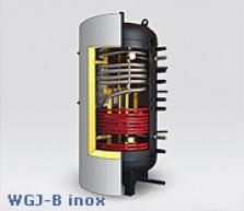 Akumulačné nadrže typu WGJ-B inox