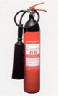 Prenosné snehové (Co2) hasiace prístroje