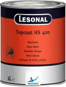 Míchací tonery Topcoat HS 420