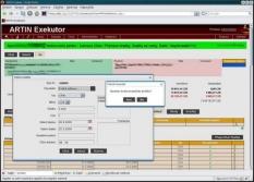 Informační systém Artin Exekutor