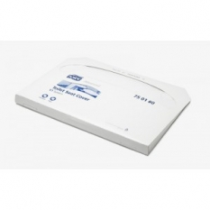 750160 Tork Advanced papierové podložky (biela)