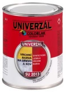 syntetická lesklá vrchní barva UNIVERZAL SU 2013