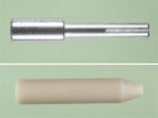 Injektážne príslušenstvo k plastovým injektorom