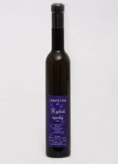 Ledové víno 2007 Ryzlink rýnský