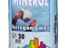 Dekoračné omietky Minerol
