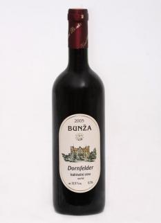 Dornfelder kabinetní víno 2005