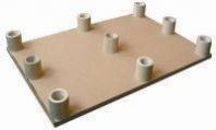 Fixboard®-palety PP-D00-FR