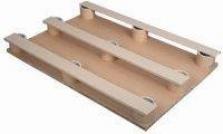 Fixboard®-palety PP-D1R-FB