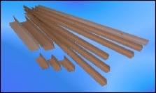 Lisované papírové rohy