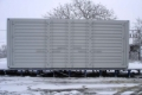 Pronájem skladových kontejnerů