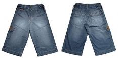 Chlapčenské 3/4 letné jeansové nohavice SB3