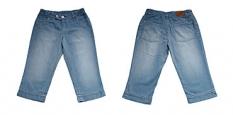 Capri Jeans pre dievčatá CA2