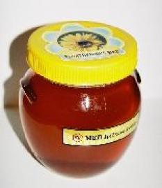 Slunečnicový med - soudeček