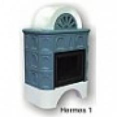 kachlová kamna Viadrus HERMES 1 - hnědá 18