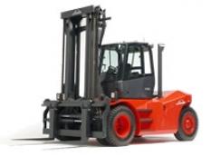 Čelné motorové vozíky pre ťažké manipulácie H100 H120 H140 H150 H160 H180