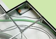 Dvojité podlahy - Uniflair