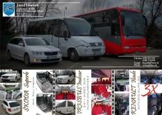 Preprava osôb v SR a EU - autobusmi,minibusmi,mikrobusmi a osobnými vozidlami