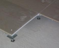 Montované podlahy - Dutinová podlaha