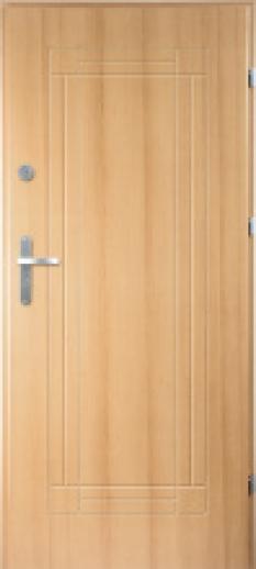 Vchodové dvere Solid 4