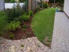 Údržba zahrad a zeleně